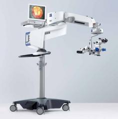光学機器メーカーとして世界的に定評のあるカールツァイス社の顕微鏡を使用します。より安全で完成度の高い手術を行なえるよう、当院では『OPMI Lumera T』を採用しております。